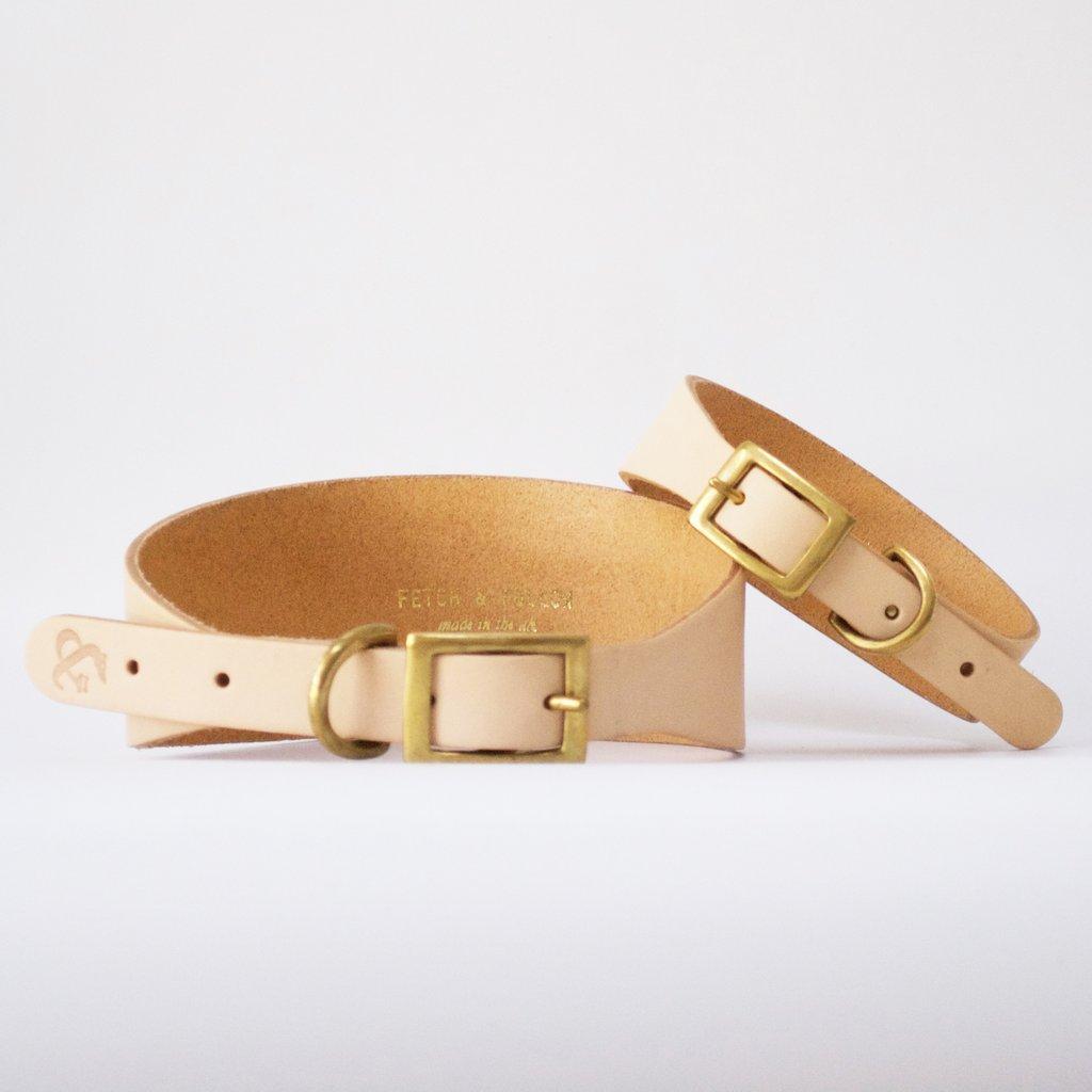 natural collar -