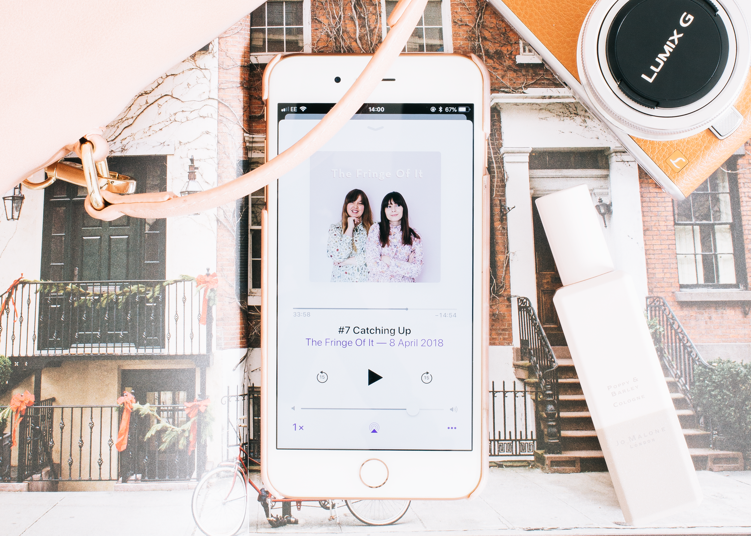 3 podcasts I think you'll love - Forgive me for sharing my own post but I just had to give these podcasts another mention as they've been bringing me such joy lately. The topics spoken about in these podcasts are what I'm really drawn to at the moment, especially The Fringe Of It. It almost feels like Charlotte and Liv are living inside my brain, plucking out my thoughts and then discussing them.