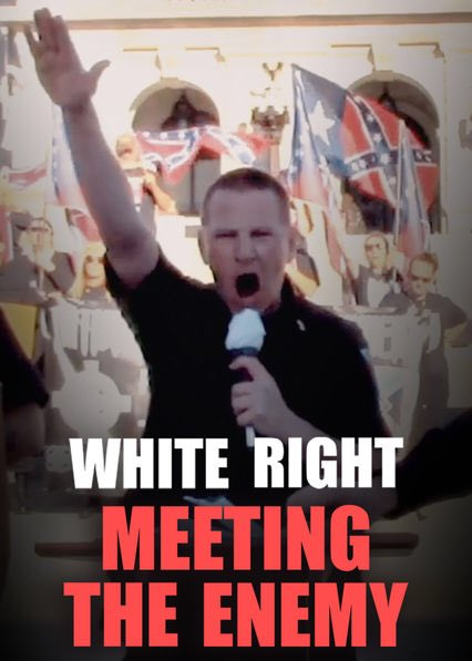white right meeting the enemy  -   This is without a doubt one of the most important documentaries I've watched in years and something I think everybody needs to view. It's easy to kid yourself that the KKK or White Nationalists aren't really out there, but they are and they are terrifying. Deeyah Khan tries to get behind the mindset of people from the far right and by the end, it's absolutely incredible to see the outcome and the change that she made to these people. It's hard to watch, but it's so necessary in our current climate and the way the world is going.