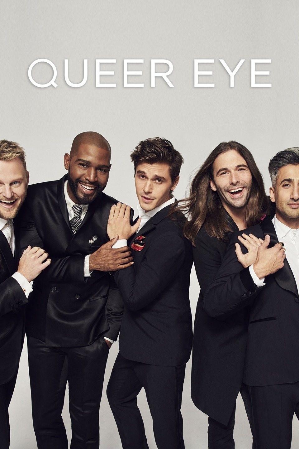 queer eye season 2 - I've saved the best watch till last. Although I doubt there is anybody out there now who hasn't' watched the wonderful Queer Eye. The second season came out a few weeks ago and it was just as good, if not better than the first. The Fab 5 are just wonderful, wonderful humans and even though you're not the one being made over you feel better about yourself watching this show.
