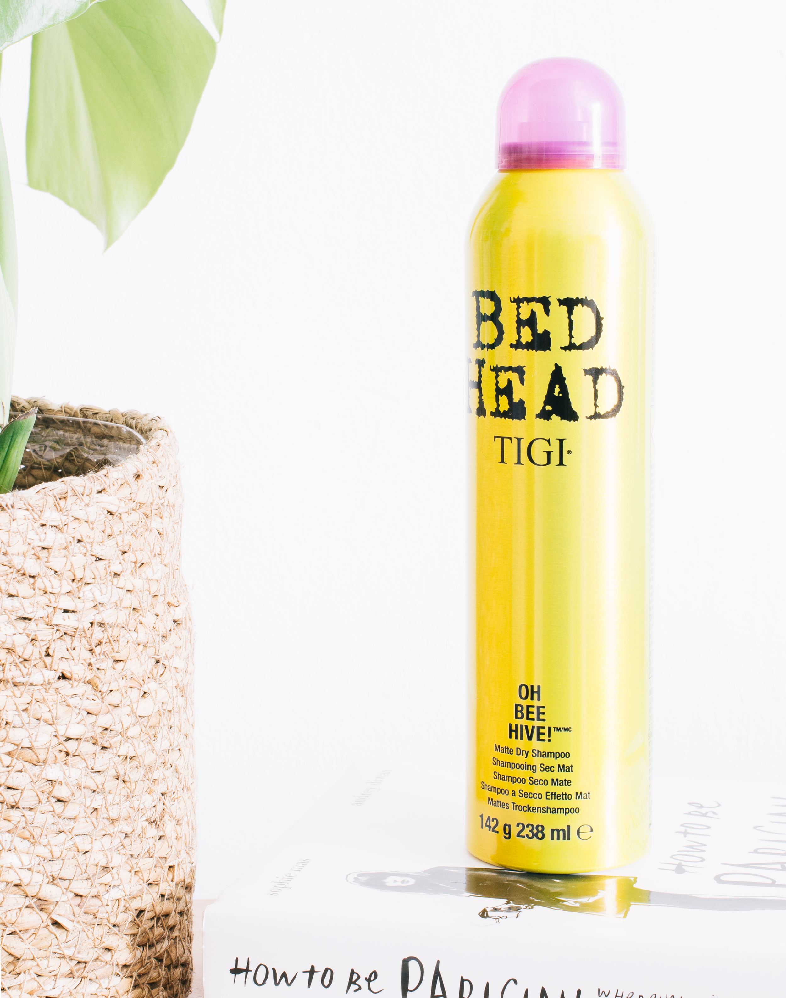bed head tigi oh bee hive*  - A hybrid item from Tigi, this is a dry shampoo and a texture spray which is exactly what my hair needs. If you hadn't noticed by the way I wear my hair at the moment then I like to look like I've been dragged through a bush. And this helps me achieve that look exactly as it adds a lot of volume without feeling crunchy or sticky but it also absorbs any oil. If you like your hair to resemble glass then you will not like this is as it quite matte but otherwise it's a fantastic product. And it smells absolutely divine, I can't quite put my finger on what it is but it's quite sweet and almost acts like a perfume for your hair.