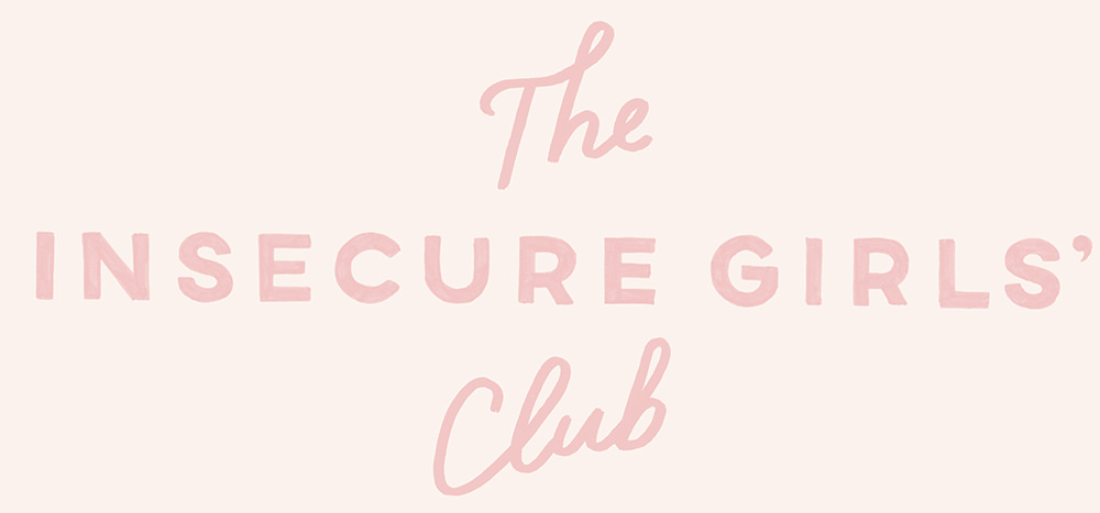 the insecure girls' club - Something new from the wonderful Liv Purvis has been released and I don't want to spoil it so go over and give this post a read. I think it's just what the blogging world needs right now.