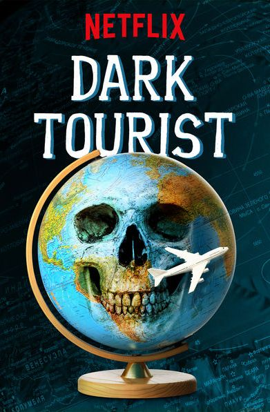 dark tourist - netflix - I'd been recommended to watch this show so many times and never been quite sure until now. On the surface, it sounds like it's right up my street but then whenever I went to put it on I changed my mind. Anyway, I finally decided to give it a go ( I skipped the first episode as Pablo Escobar isn't of interest to me). If you like Louis Theroux and that style of documentary then you will more than likely enjoy this. It's presented by David Farrier and he ventures around the country exploring the world of dark tourism. A few of the episodes weren't of interest to me but some are absolutely fascinating and cover things that I've never really seen before. Even though some of the topics are a little gritty it's still lighthearted and enjoyable and definitely worth the watch if you've not delved into the world of Dark Tourism already.