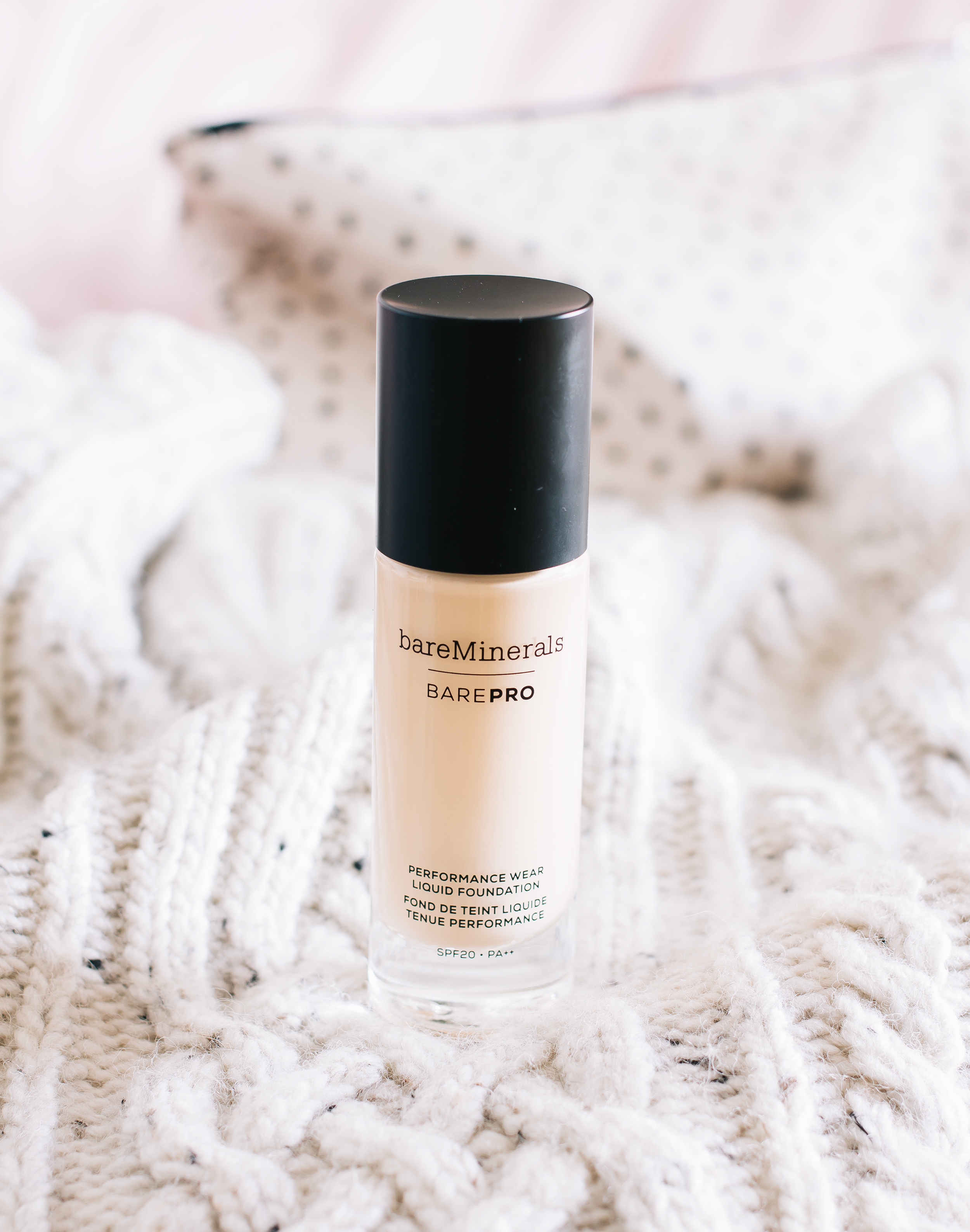 bareminerals barepro foundation* - I recently worked with the brand on a campaign and this was the foundation that I picked to feature as it's one that I've really come to love. When I first tried it out I wasn't sure at all but with the right brush and primer (something hydrating) this is a beautiful base, especially at this time of year. For me, it's a very natural base but it still has a great level of coverage which is typically what I not only want but it's also something I need at this time of year as my skin without fail freaks out. Like I said, it's very natural which I guess is like a demi-matte but it doesn't feel at all drying and it wears beautifully throughout the day. It's easy to build up in the areas that you might need a bit more coverage but it never makes the skin look mask like. If you had a drier skin I wouldn't imagine you would need a powder over the top but I like something just over my chin as that's typically where foundation fades first.
