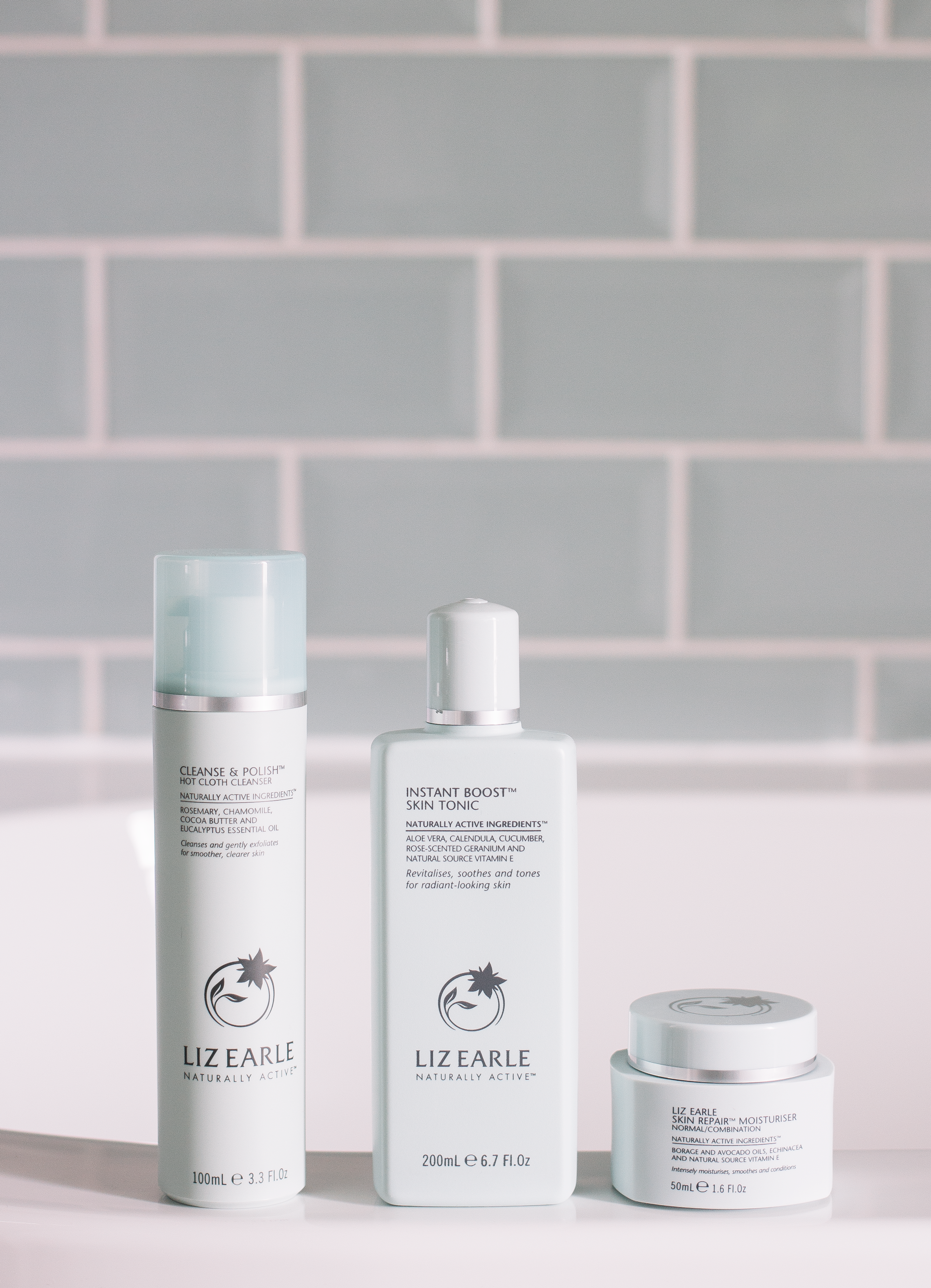 liz earle - Oh Liz Earle, how many times do you think I've featured this brand on this blog now? Probably close to the hundred mark I imagine as it was the first ever somewhat high-end skincare brand that I ever purchased and their 3 step system completely changed my skin. I was struggling so much with blemishes and horrific scarring and whilst these products are not targeted towards those ailments they helped calm down my complexion so much. And I think that the cleanser, toner, and moisturiser are something that would be great for teenagers to get them used to looking after their skin properly. The Cleanse & Polish (gifted) is such a well-loved product in the beauty world and it's not hard to understand why. It works for my skin no matter what condition it's in and that's the sign of a truly great skincare product. It removes makeup, comforts and injects just the right amount of moisture. Next to the Cleanse & Polish is the Instant Boost Skin Tonic (gifted), again something that I've used for years and this is such a beautiful toner. I love to use this in the morning and the scent of this is incredibly calming and it feels lovely on the skin, I wouldn't say it's a huge necessity but it is such a feel-good item in my skincare routine right now. For the price, I think Liz Earle a brilliant option to go for if you're able to spend a little more on your skin but don't want to spend upwards of £30+ on items.
