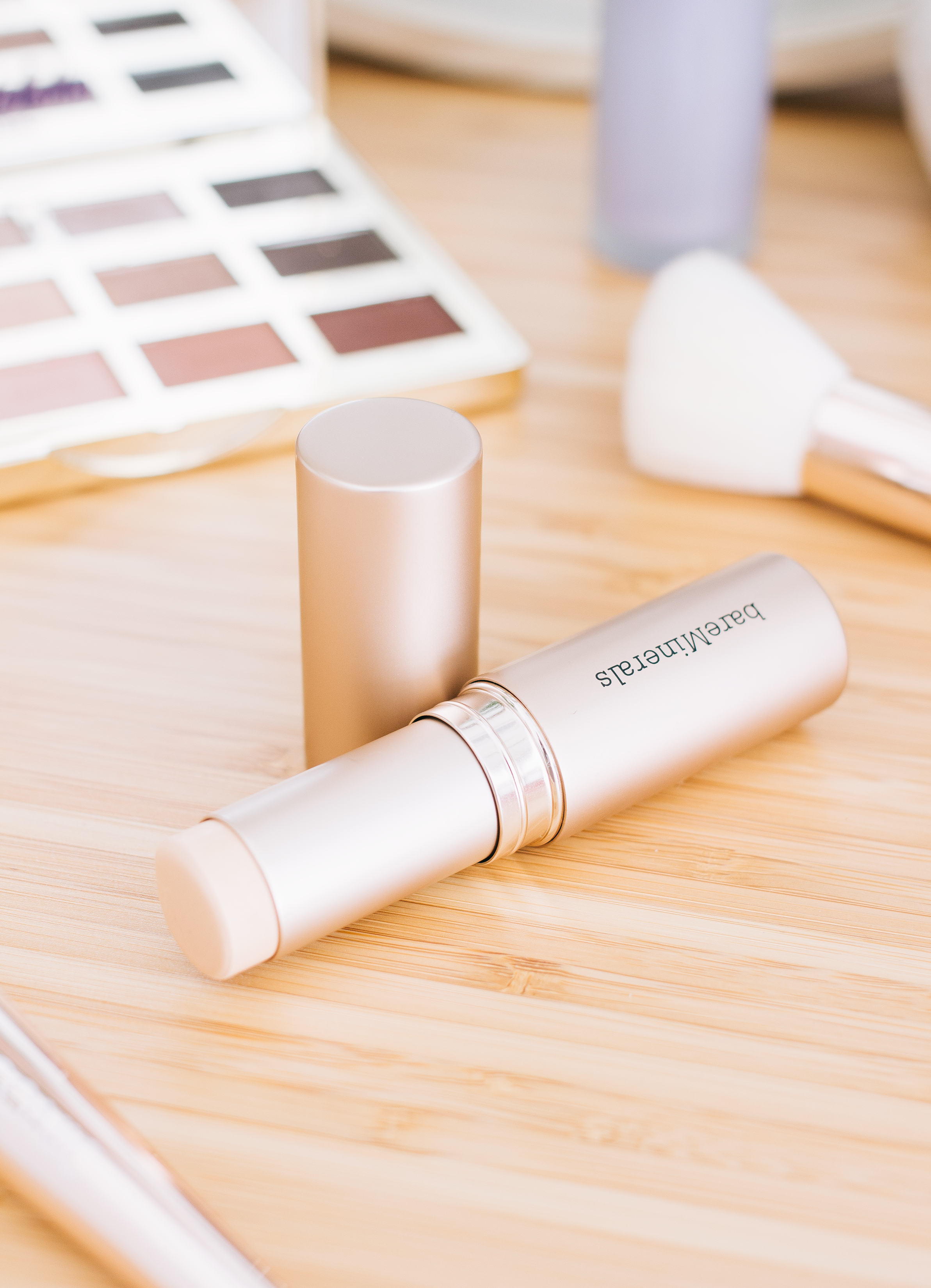 bareminerals complexion rescue hydrating foundation stick (gifted as part of a paid Ig promotion) - I've recently worked on the launch of this foundation stick (this is not part of that work) but as I've enjoyed using it so much I thought I'd share it on here too. Foundation sticks are something that I've really come to love, for years I thought they'd be awkward to use but they're from that. Infact they're undoubtedly one of the most fuss free products in my makeup stash. If you've used the original Complexion Rescue tinted moisturiser then you will know how kind and comforting that feels on the skin and this feels exactly the same. It glides on the skin with ease and blends in effortlessly offering a good level of coverage and wears comfortably throughout the day. This will be a wonderful one in the warmer months as it contains an SPF of 25, even though I like to use a completely dedicated SPF it's always nice to know your products have it in too.