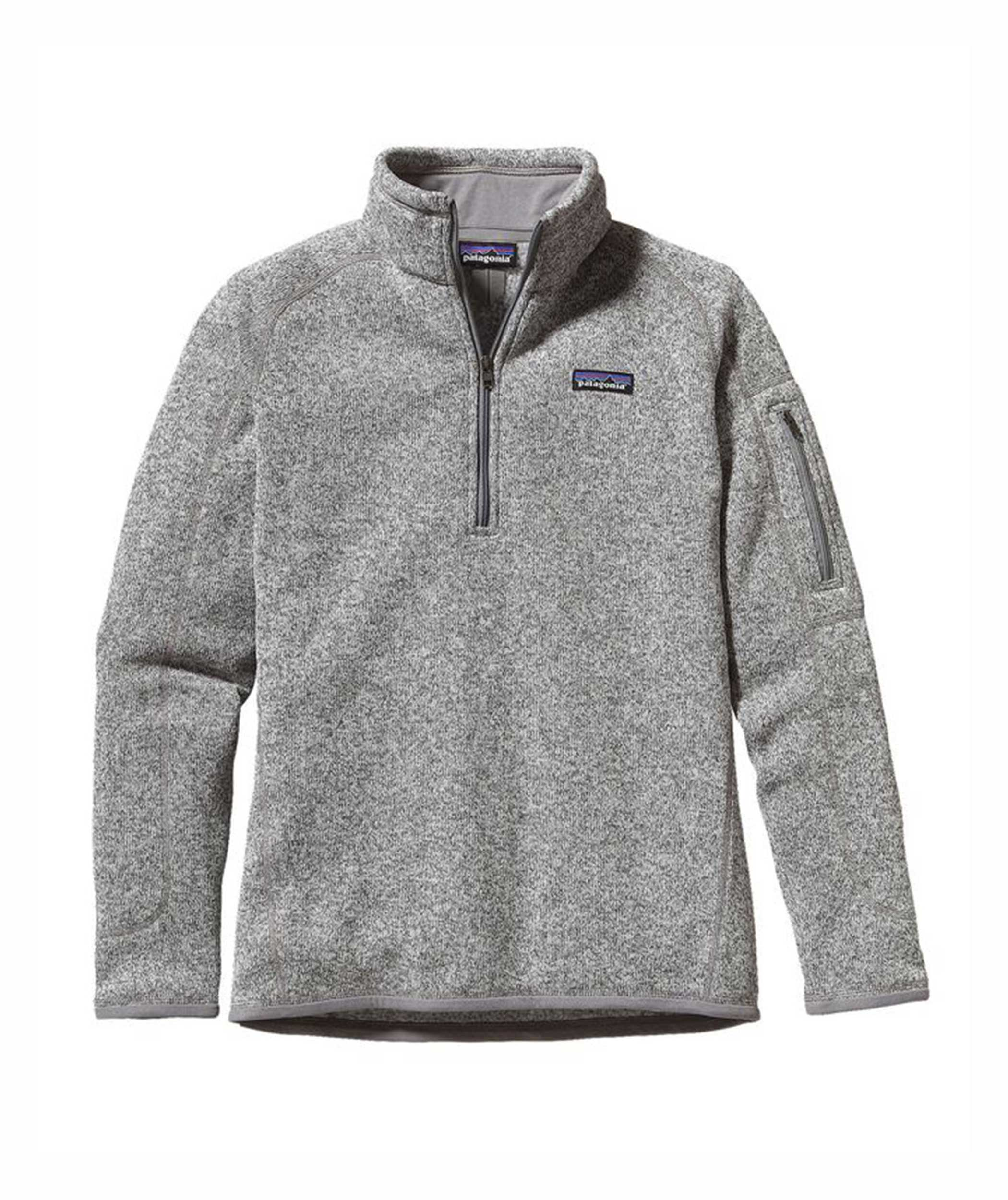 patagonia Better sweater jacket - I bought a jacket from Patagonia last year and in early Autumn and Spring, it's something I wear a lot whether that be walking the dogs or just inside the house. And Patagonia is a brand I not only love the aesthetic of but they're a really brilliant company in terms of sustainability which is what I want to try and support more with my clothing purchases. These jackets are perfect either worn alone on mild days but they make a great base layer underneath a coat for when it's really cold. They have a huge range of beautiful shades to choose from but I think the classic grey is what will work best with my wardrobes colour palette.