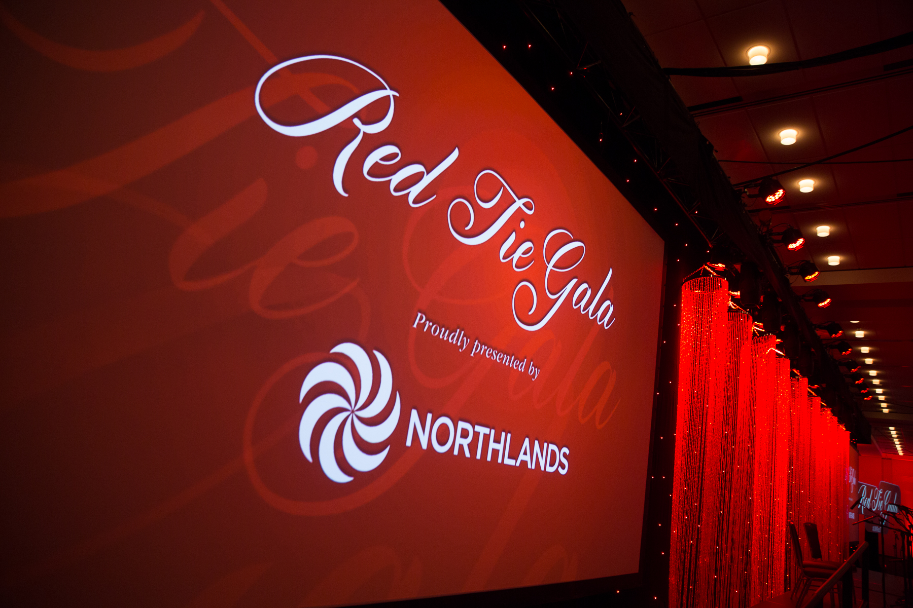 Red Tie Gala 2014