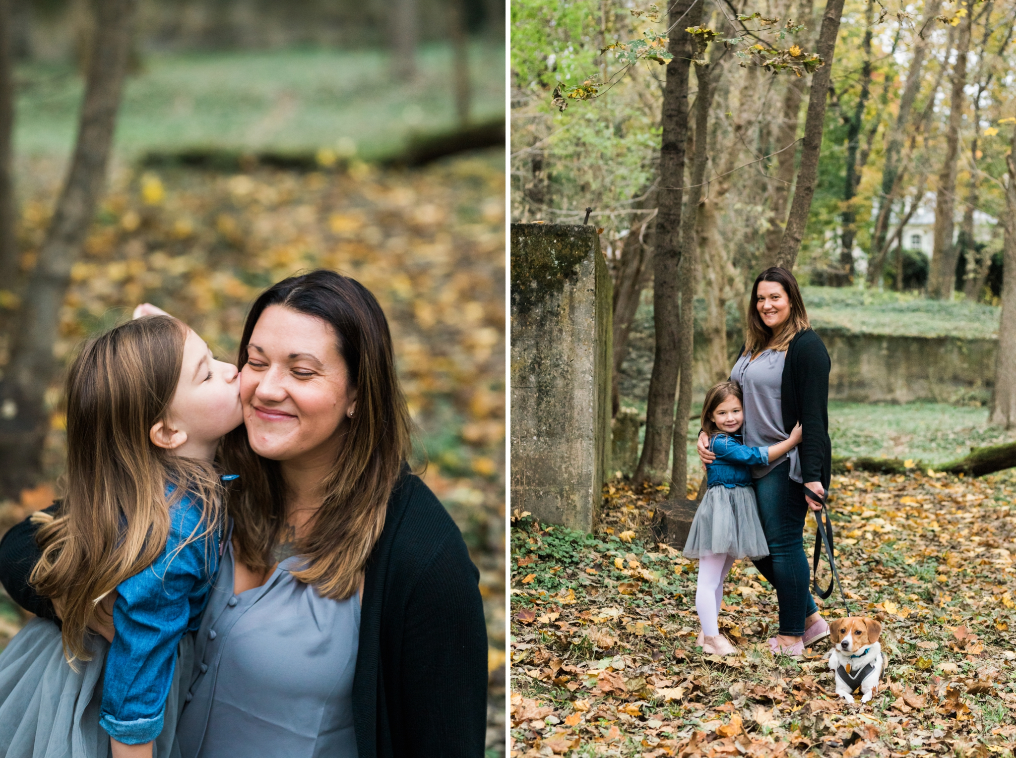 Emily Grace Photography, Lancaster PA Lifestyle Photographer, Marietta PA Photos, Fall Family Portraits with Dog