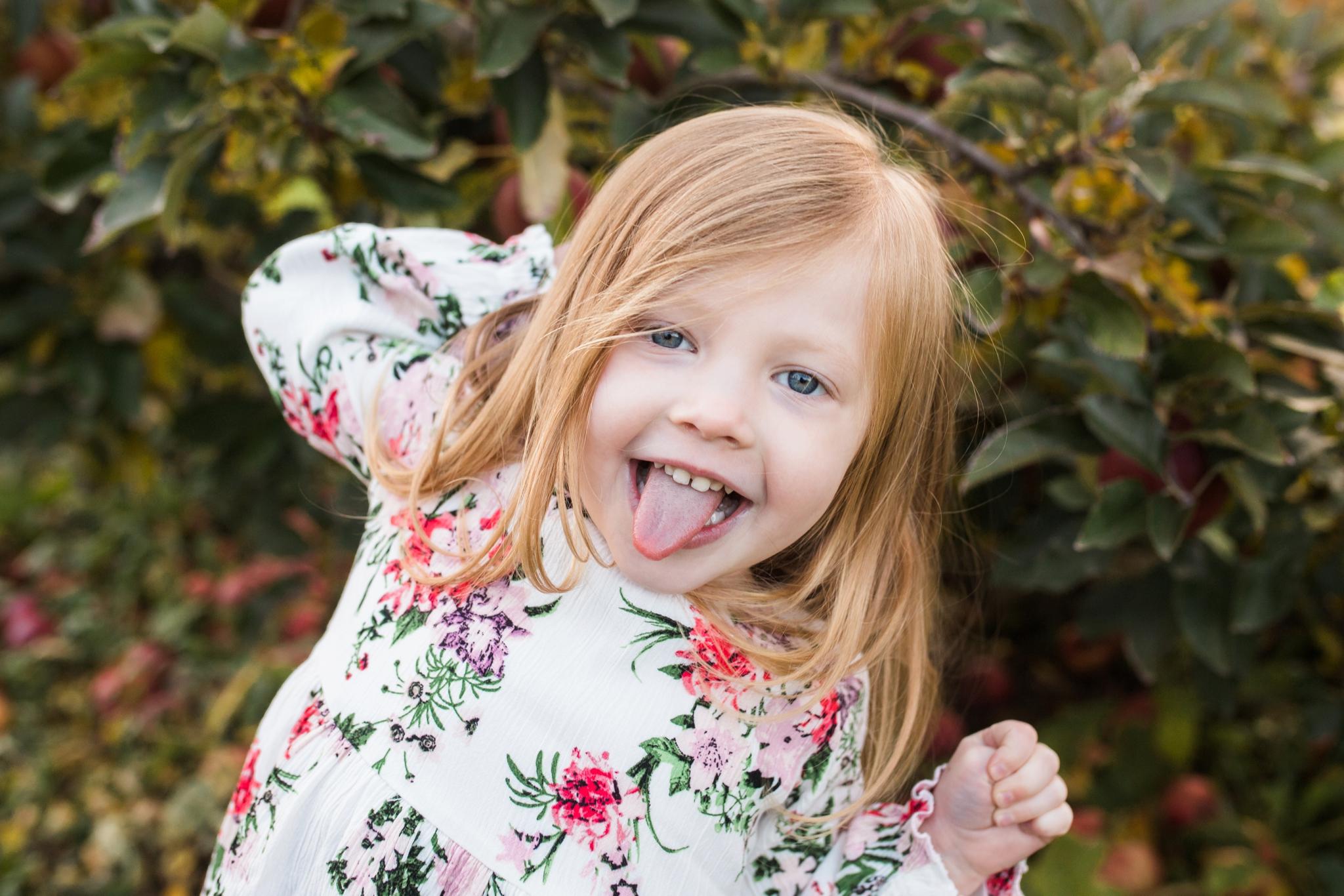 Emily Grace Photography, Elizabethtown PA Family Portrait Photographer, Apple Orchard Fall Photos, Masonic Village Farmers Market