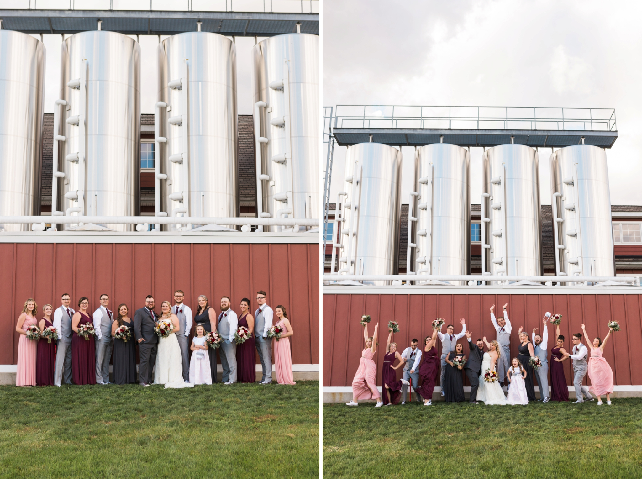 Emily Grace Photography, York PA Wedding Photographer, Wyndridge Farm Wedding, Wyndridge Farm Craft Cider
