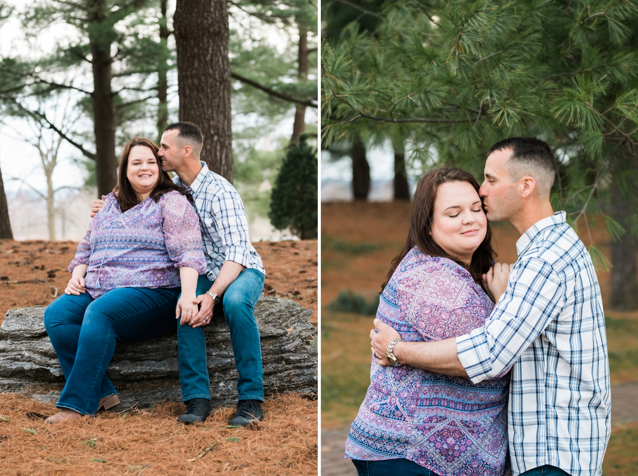 Emily Grace Photography, Elizabethtown Photographer, Founders Hall Hershey Engagement Session