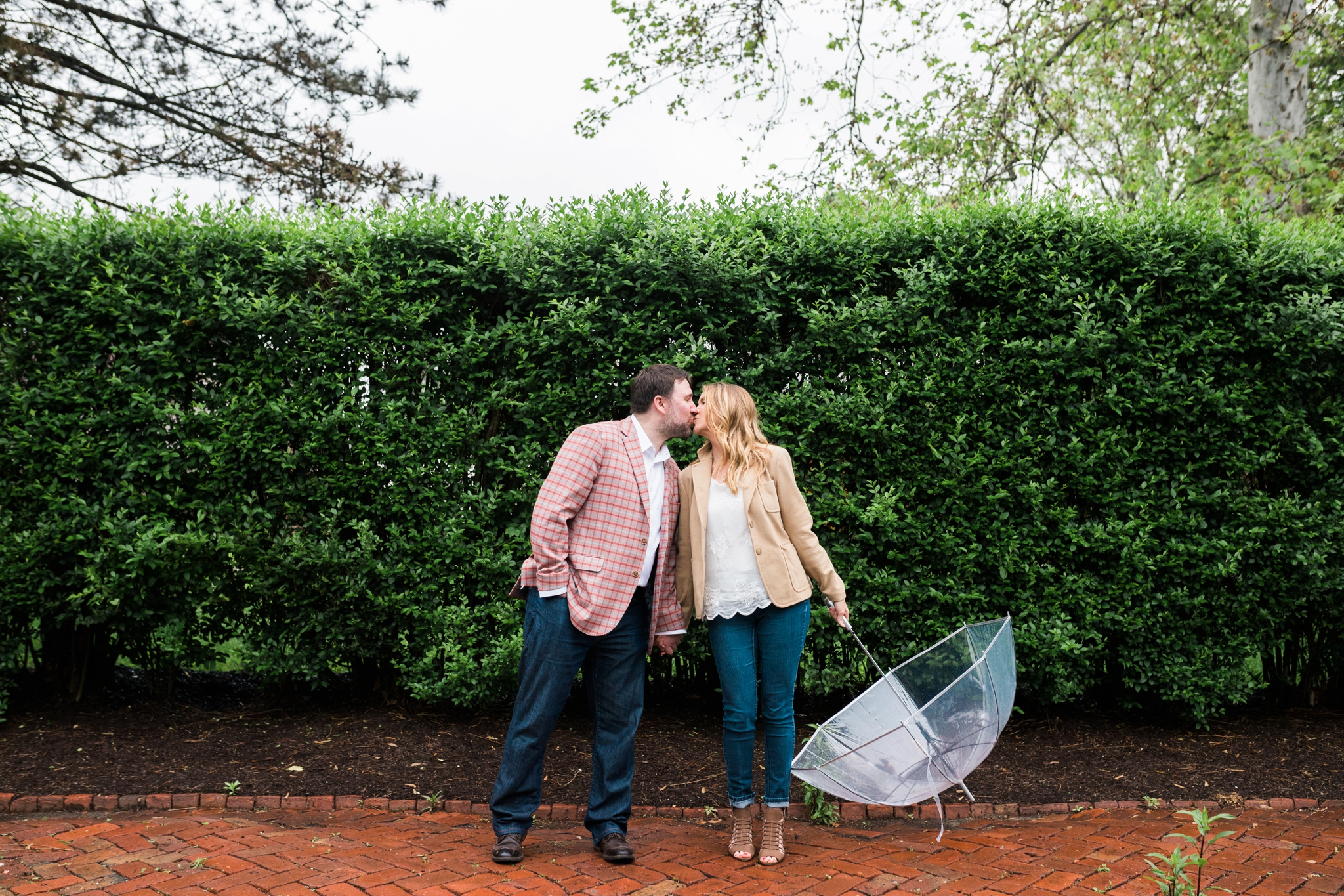 Emily Grace Photography, Lancaster PA Wedding Photograper for Non-Traditional Couples, Marietta PA Engagement Session, Rainy Day Engagement Photos