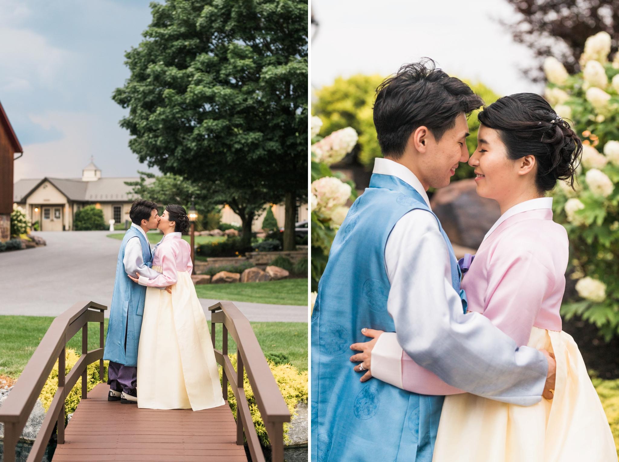 Emily Grace Photography, Elizabethtown PA Wedding Photographer, Harvest View Barn at Hershey Farms Wedding Venue, Elizabethtown PA Wedding Venue, Traditional Korean Wedding