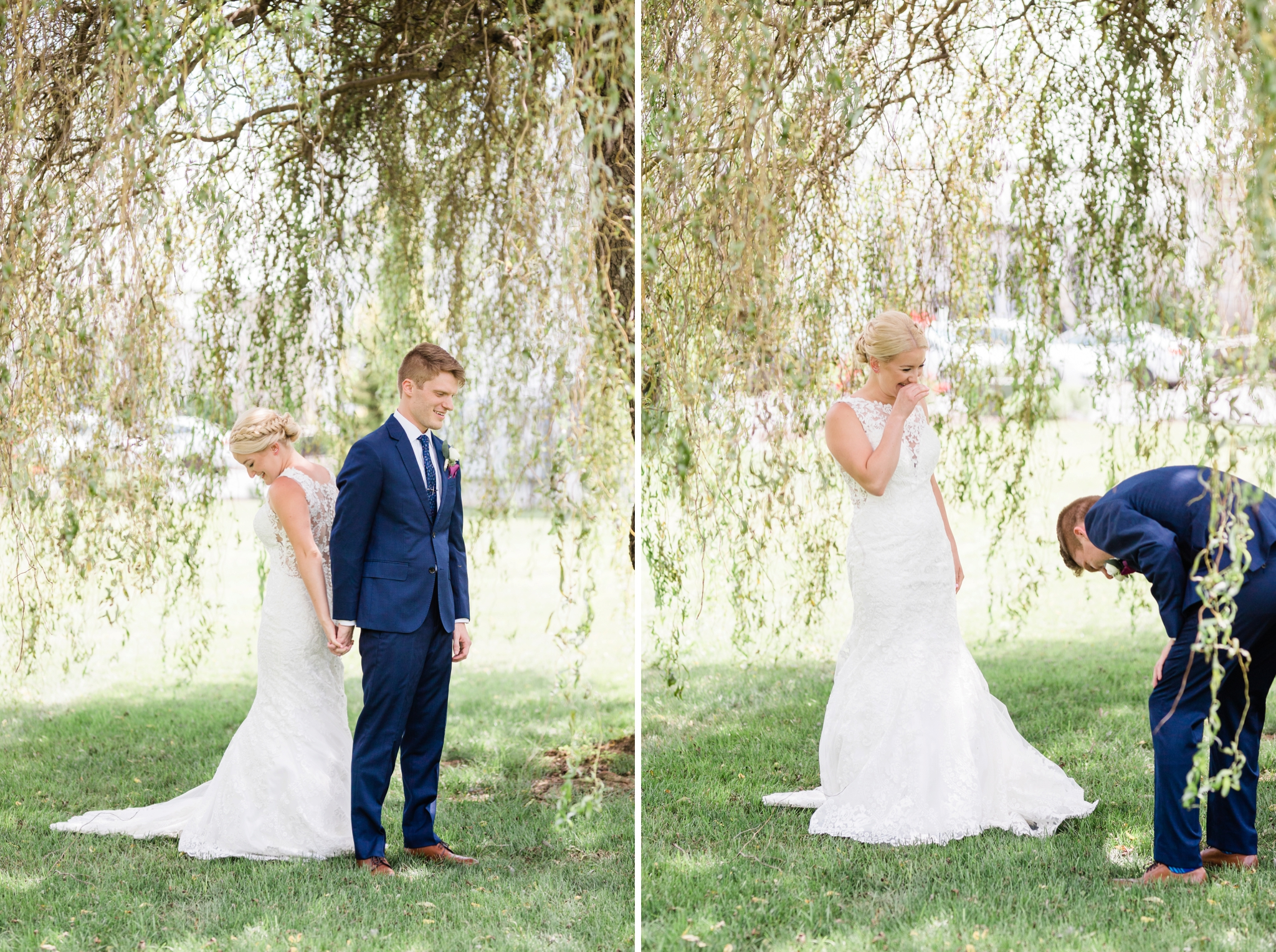 Emily Grace Photography, Lancaster PA Wedding Photographer, Wedding Photography for Unique Couples, The Barn at Silverstone, Lancaster PA Wedding Venue, The Barn at Silverstone First Look