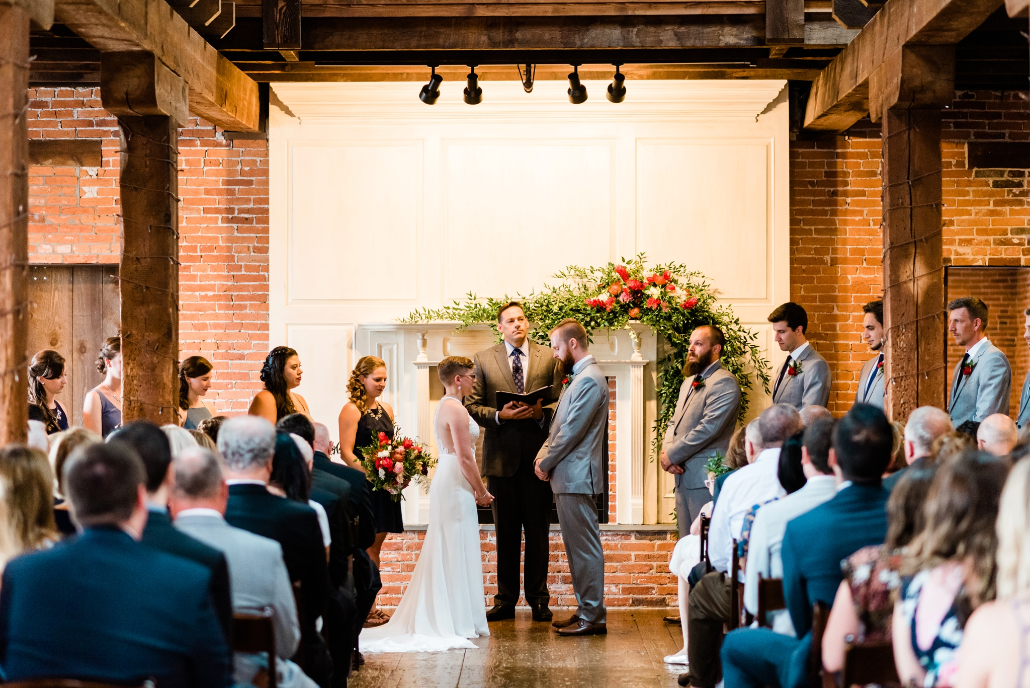 Emily Grace Photography, Lancaster PA Wedding Photographer, The Booking House Wedding Venue, Manheim PA Wedding Venue, The Booking House Manheim Ceremony Photos, Central PA Wedding Photographer