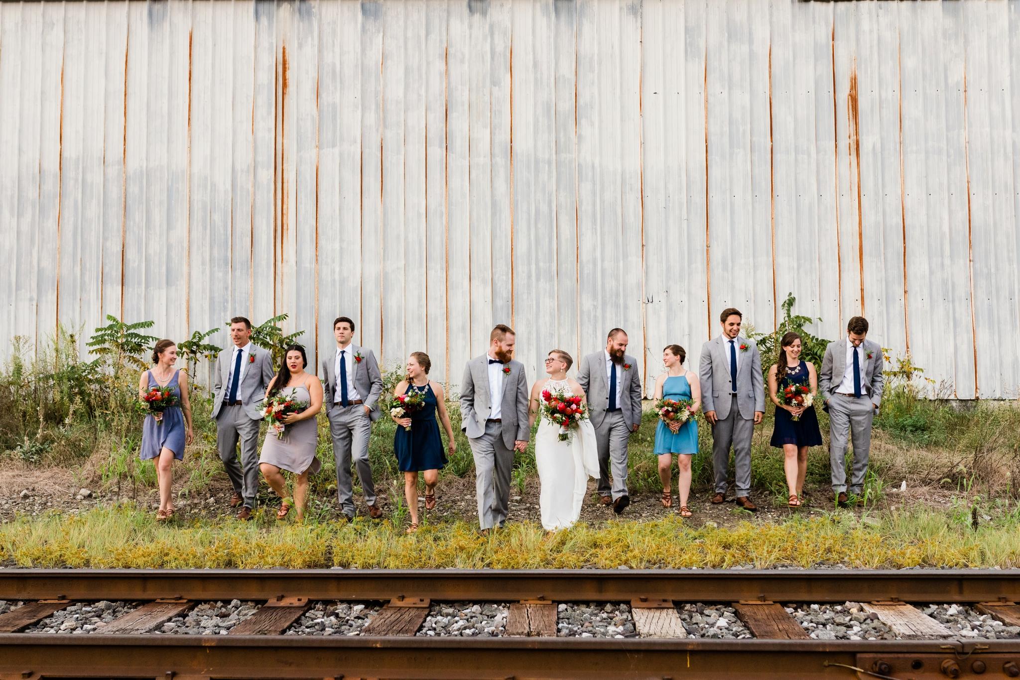 Emily Grace Photography, Lancaster PA Wedding Photographer, The Booking House Wedding Venue, Manheim PA Wedding Venue, The Booking House Manheim Bridal Party Photos, Central PA Wedding Photographer
