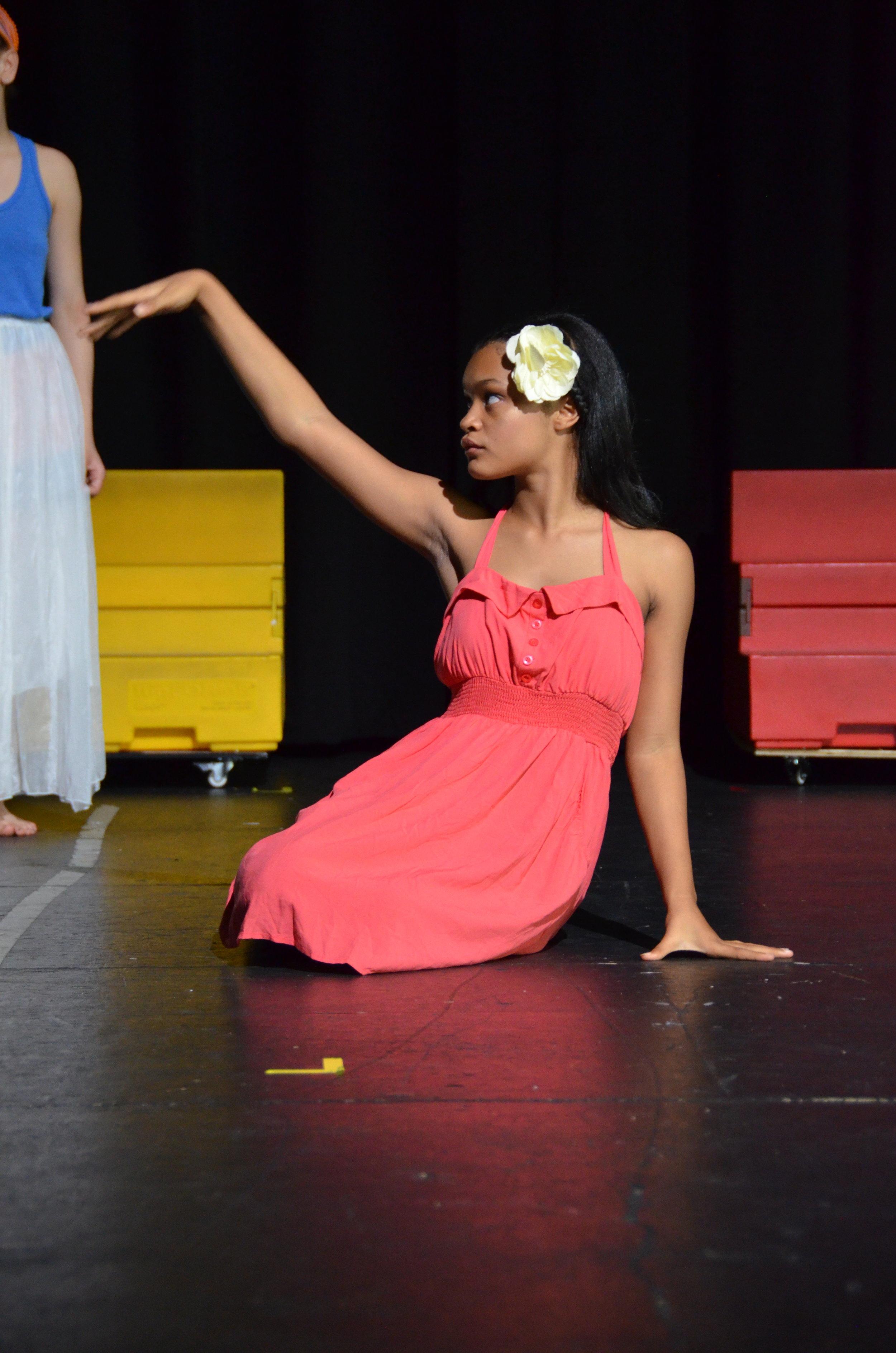 Ti Moune's Dance