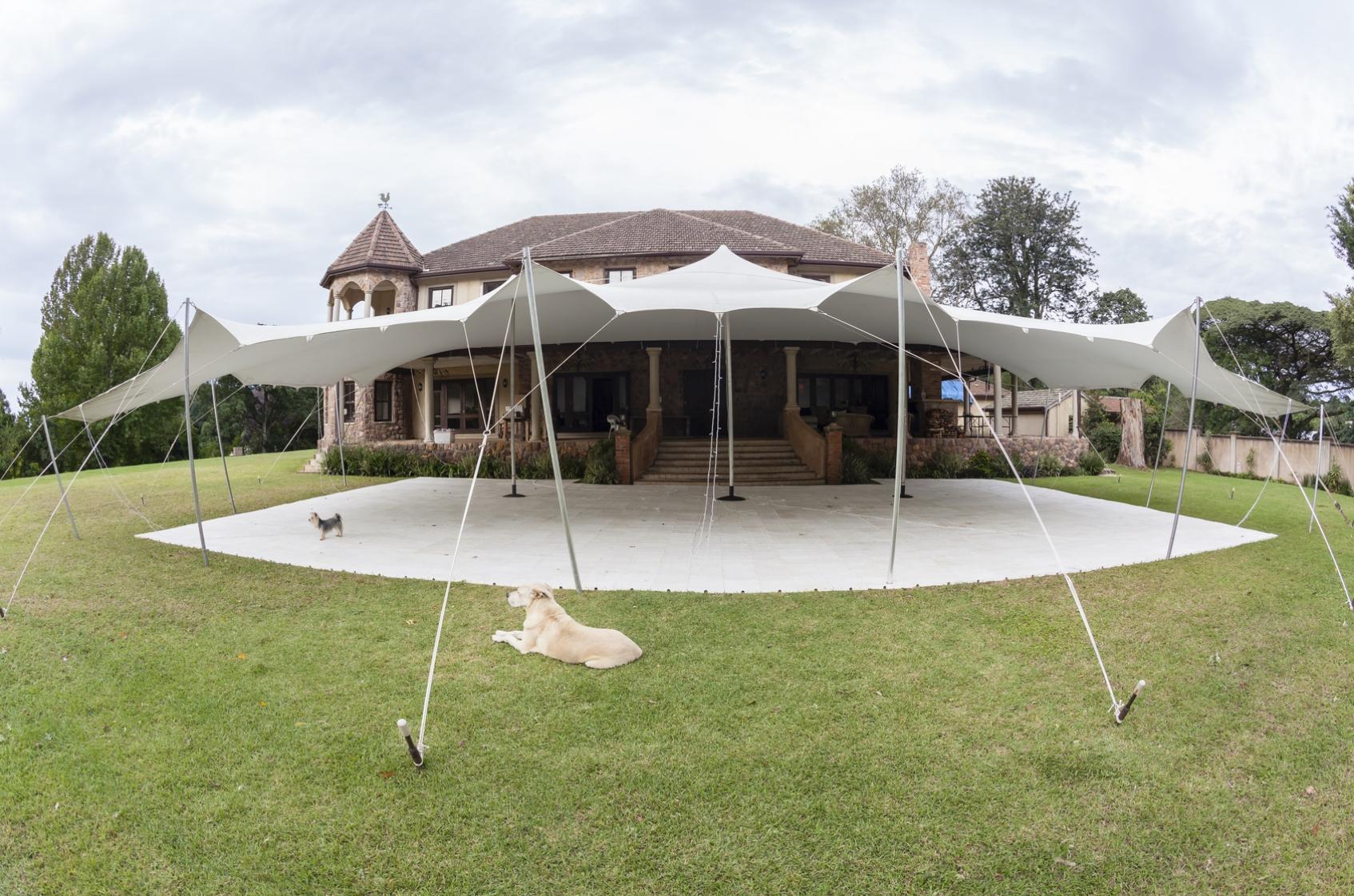Wedding Bedouin Tent
