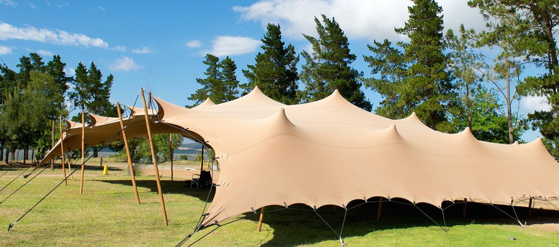 Festival Stretch Tent