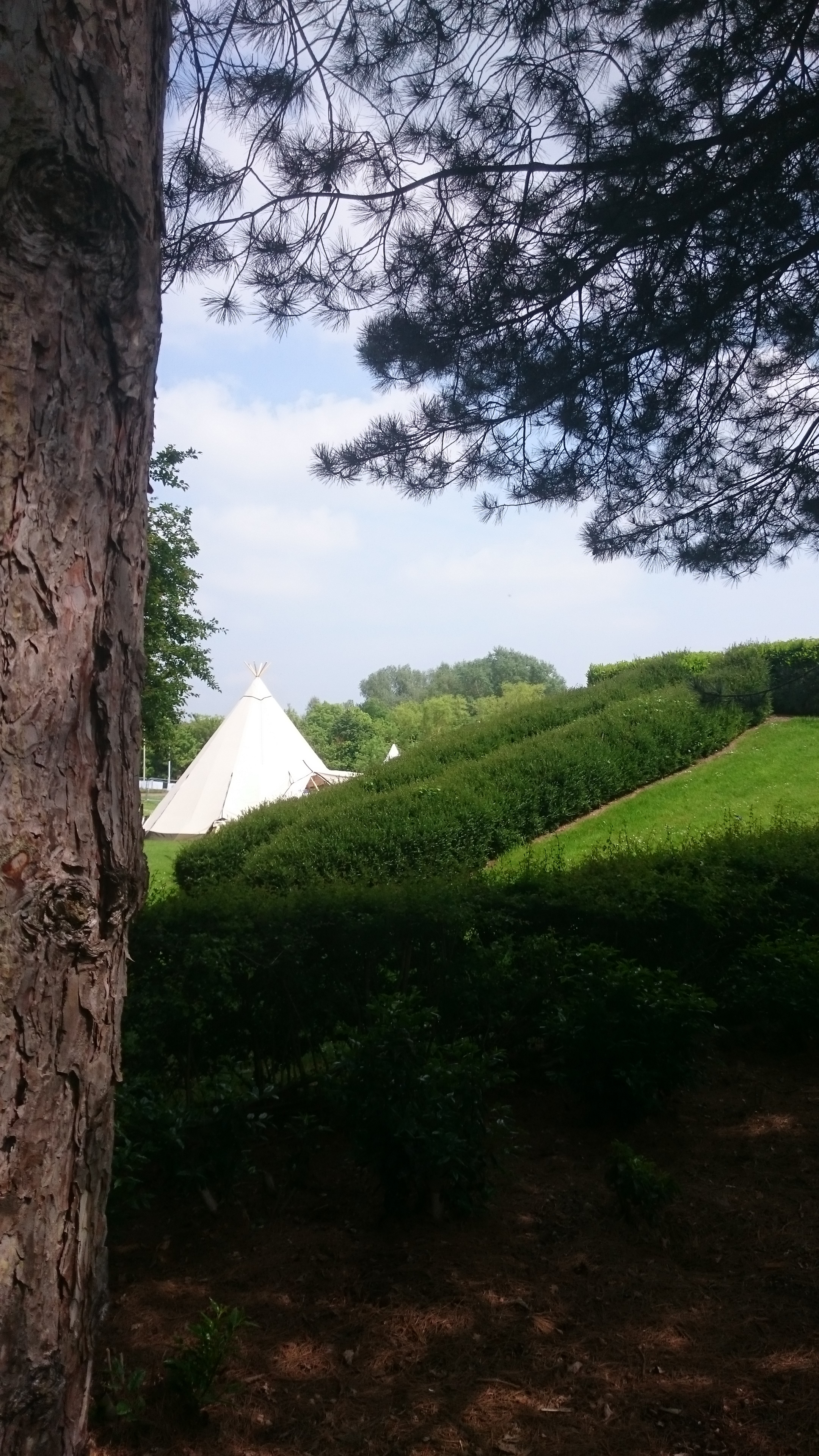 Tipi Hire for weddings