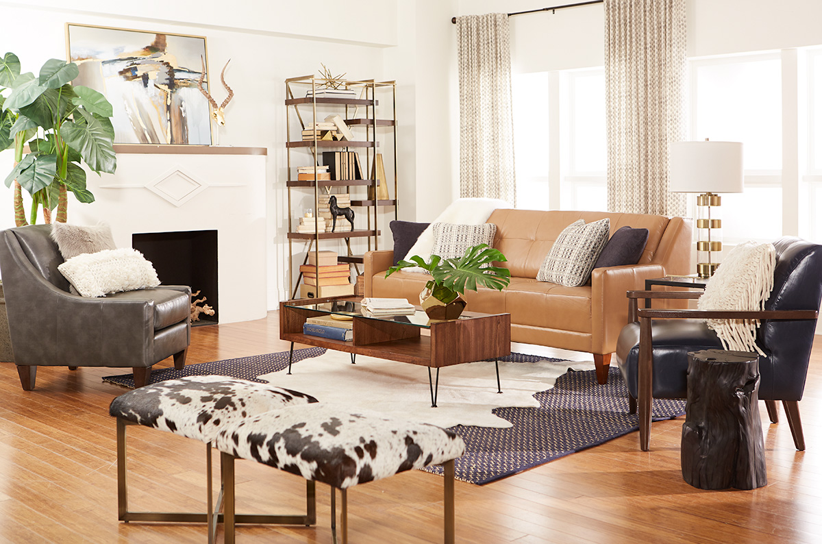 element of texture to home decor