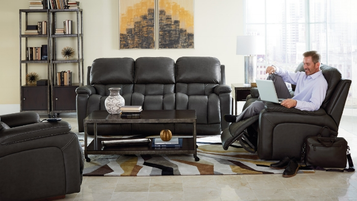 Greyson Collection: Available in sofa, recliner, power recliner and loveseat