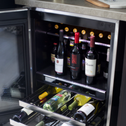 Kitchen Aid Wine Fridge