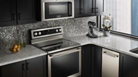 Kitchen Aid Electric Range