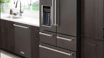 Kitchen Aid 5 Door Fridge