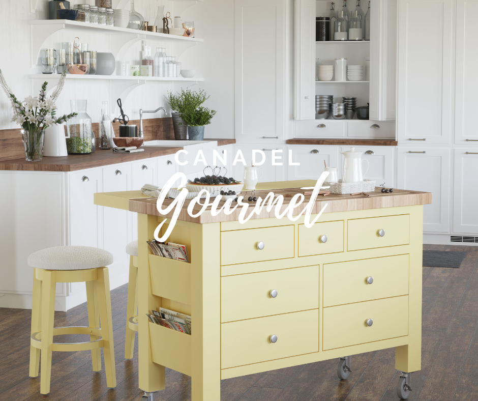 Canadel gourmet collection  - STYLE, Sleek, SIMPLE