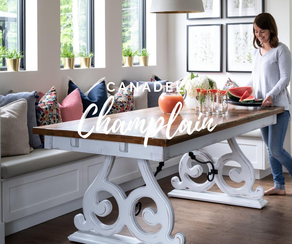 Canadel champlain  - Romantic, soft, rustic