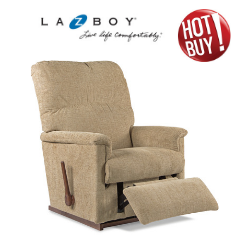 LazBoy Rocking Recliner: Collage