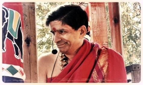 "The Goddess and the Guru  features a revealing and heartfelt Foreword by Amritananda's ""spiritual son,"" Wijayaharan Aiya (Srilasri Chaitanyananda Natha Saraswati), founder and  peetadhipati  of the Sri Rajarajeswari Temple in Rochester, N.Y."