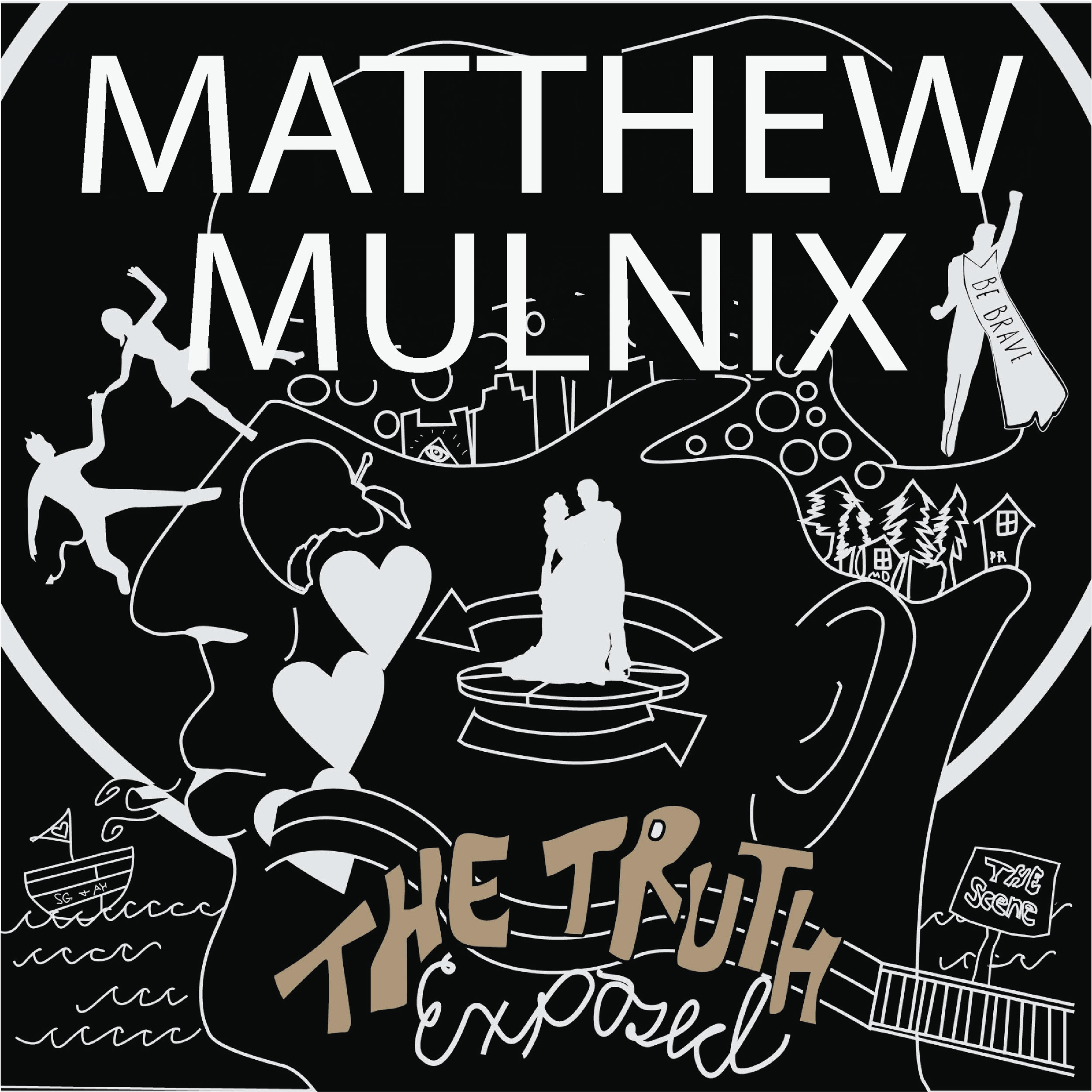 The Truth Exposed  - Album Cover Square.jpg