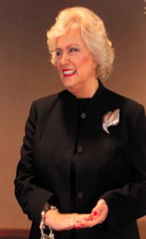 The late Frances Williams Preston