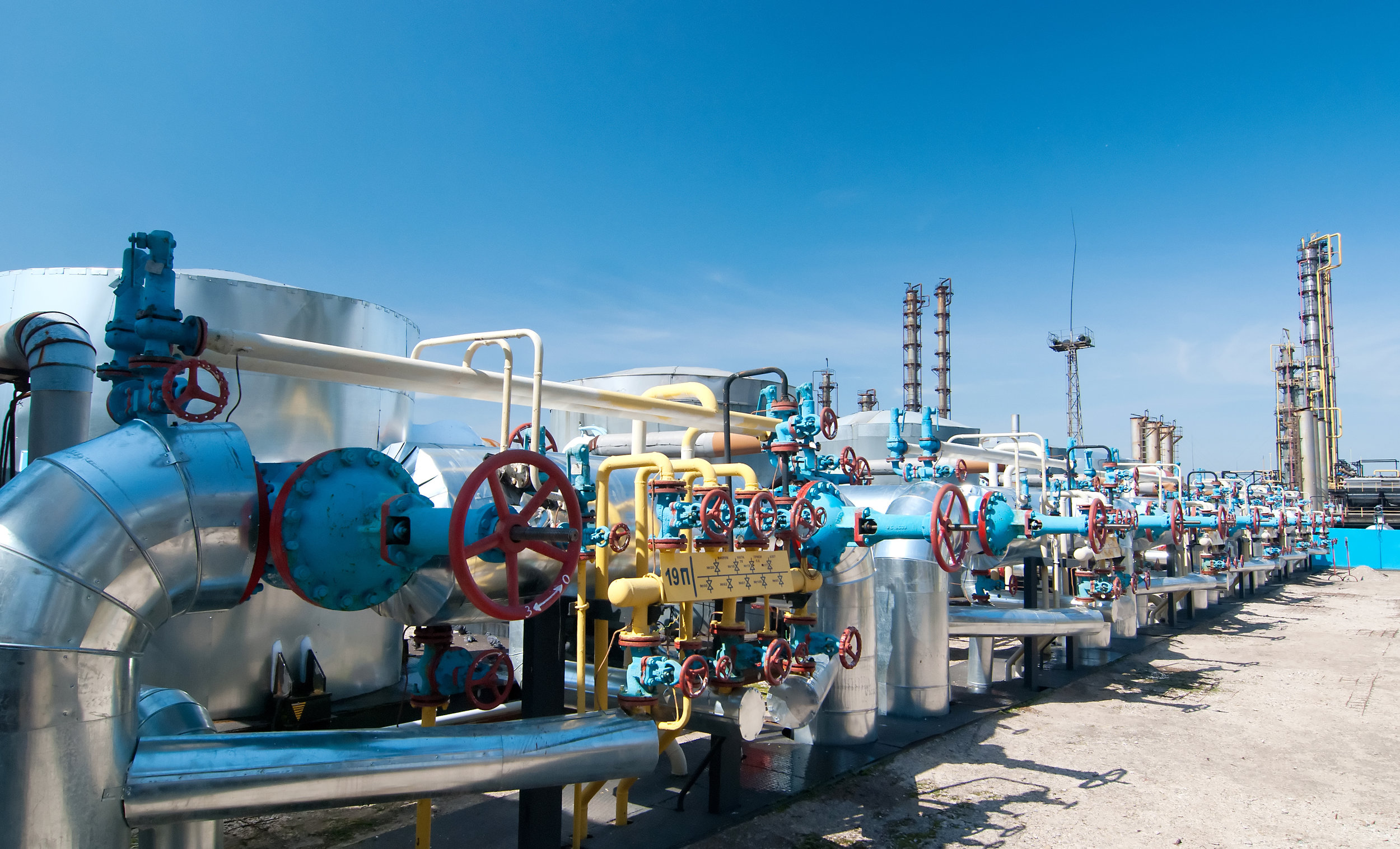 Natural Gas Testing and Consulting Services
