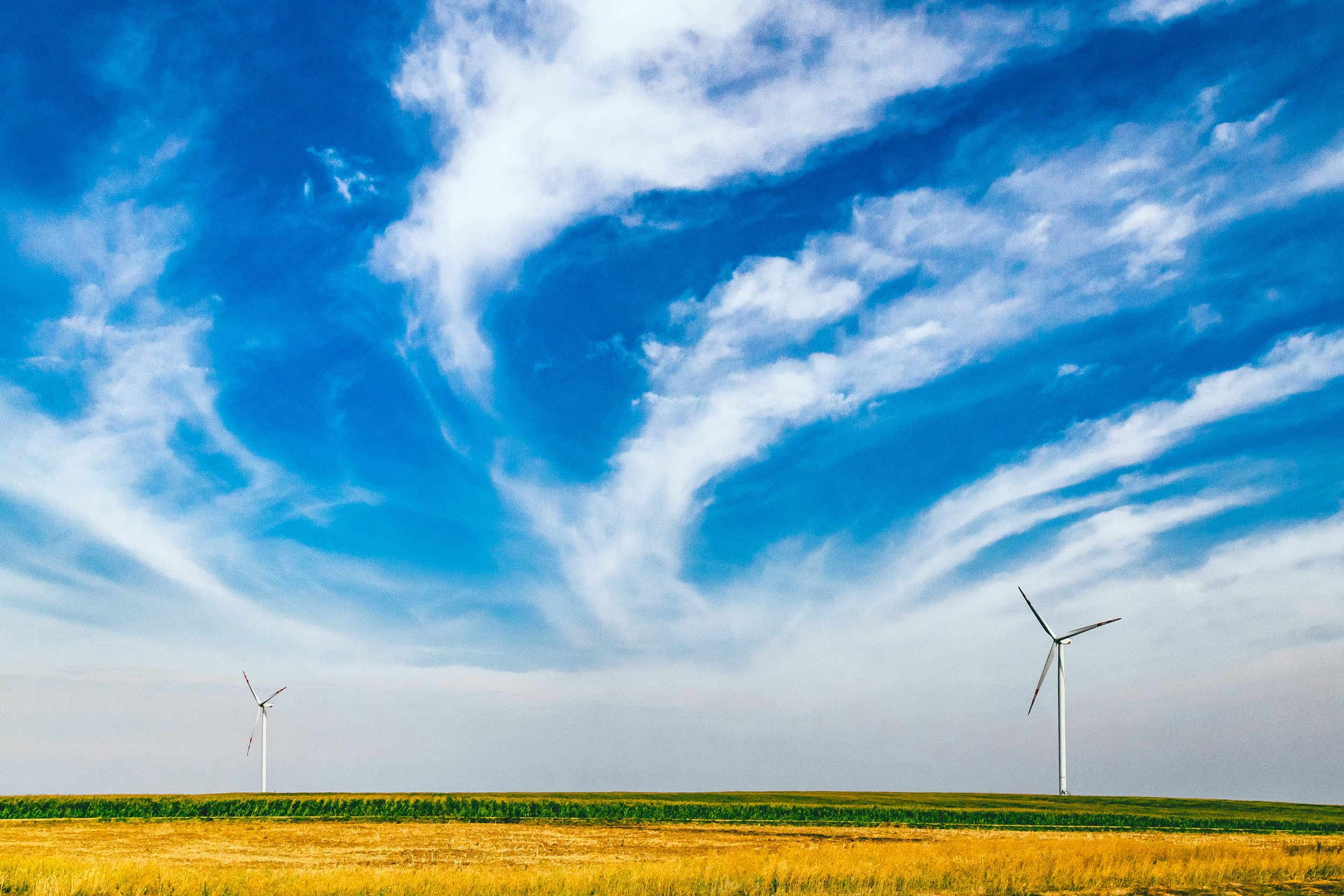 Experience - 15 years in the Renewable Energy Sector