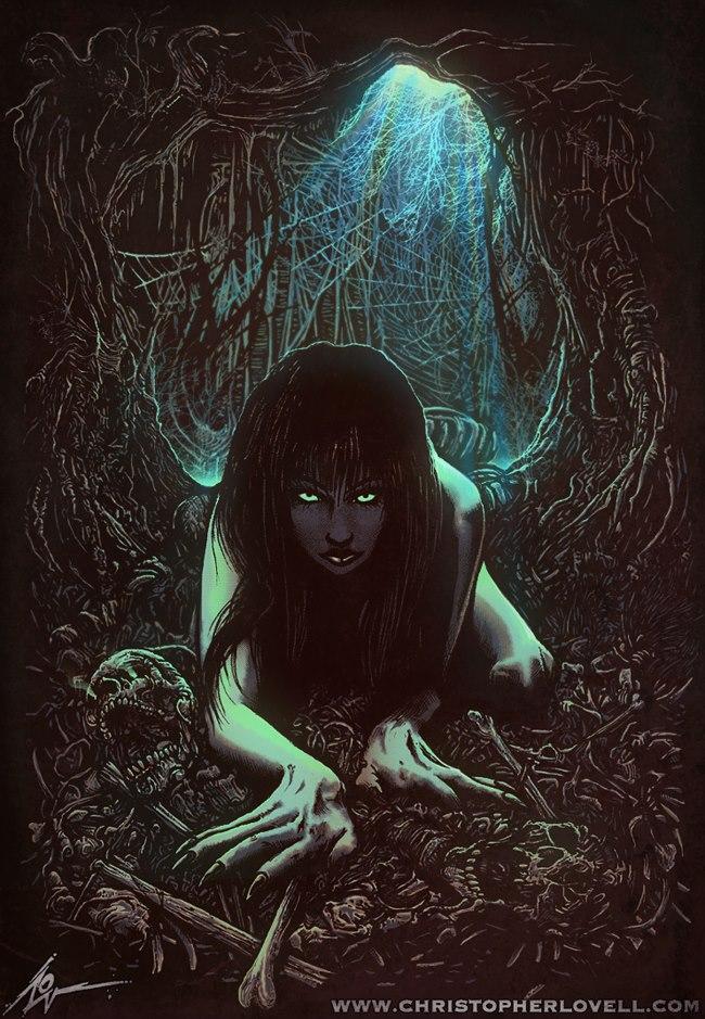 christopher_lovel_art_iron_fist_crawling girl.jpg