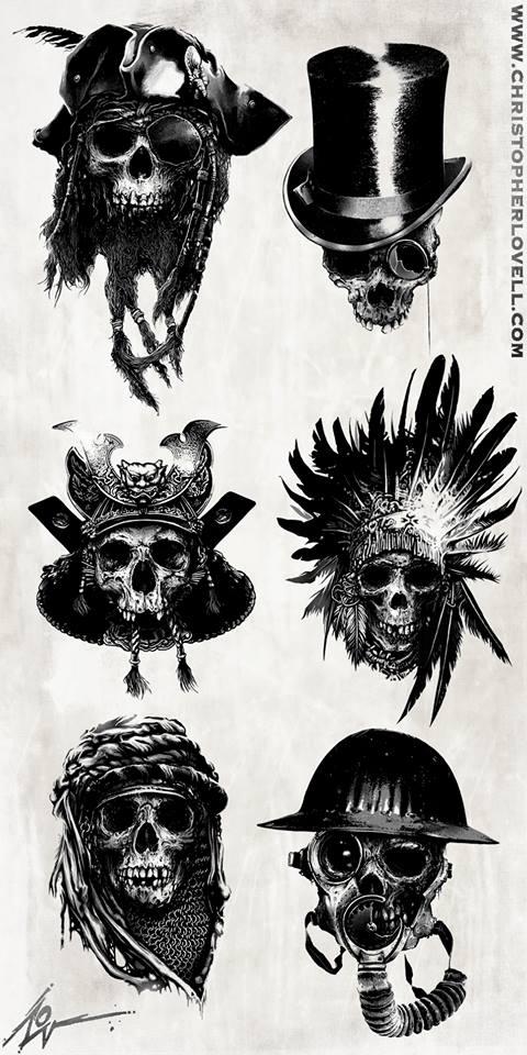 christopher_lovell_skulls_helmets.jpg