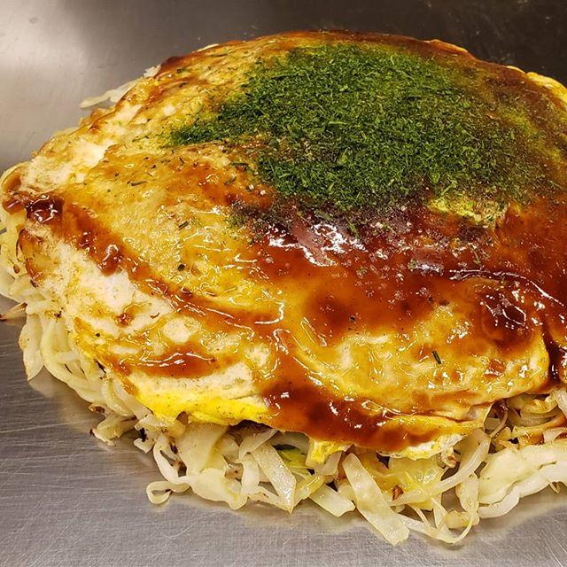 Okonomiyaki. Double sighhhhh
