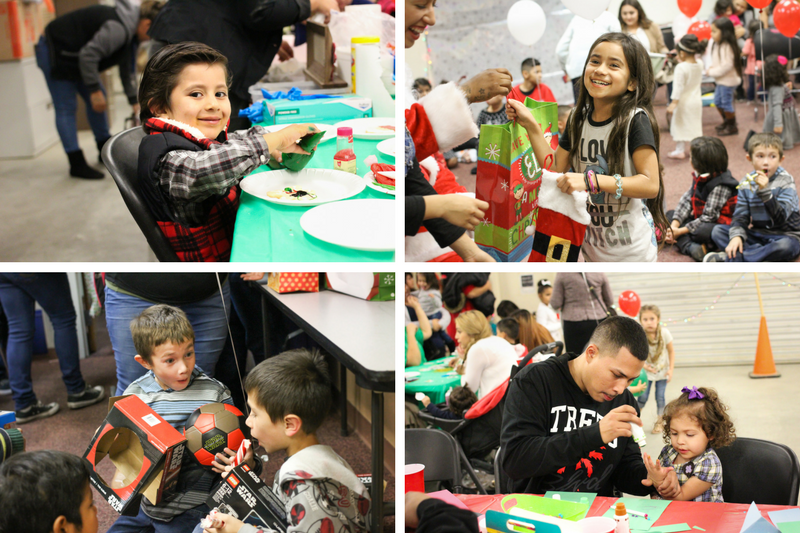 Sequoia Community Corps - Holiday Party