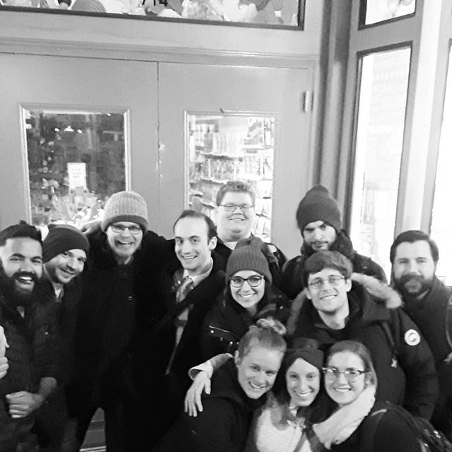 Met all these lovely people. #GATech #Atlanta #Patelfamilyreunion.