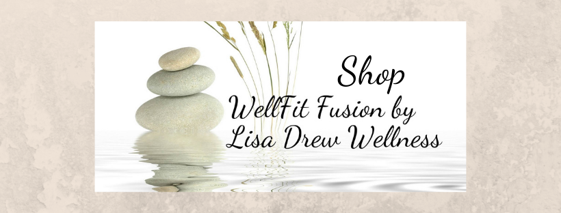 Shop organic. Get in shape in Mind.. Body.. Spirit!  Shop  WellFit Fusion by Lisa Drew Wellness
