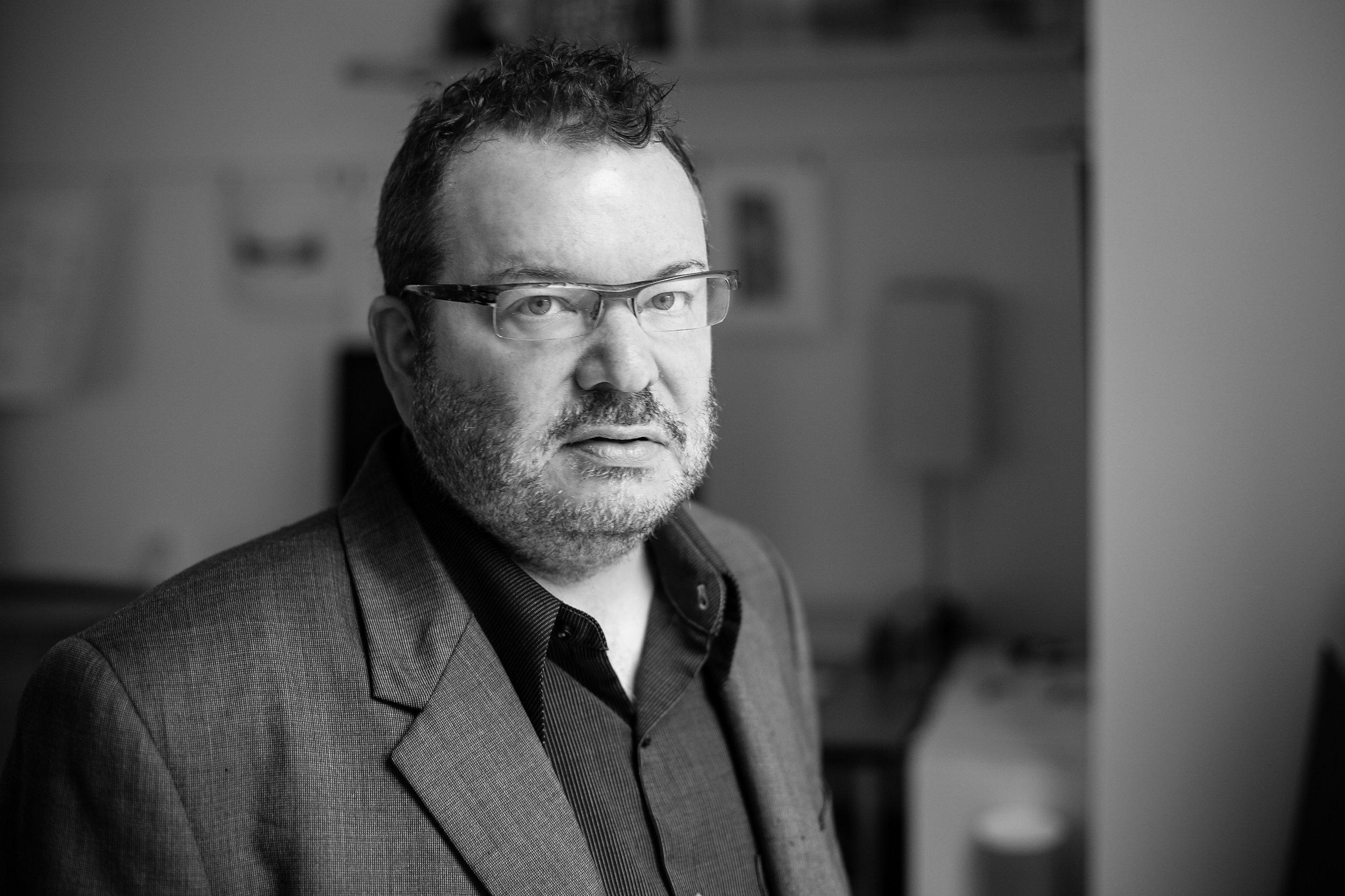Photo of  Jeffrey Zeldman  by  John Morrison