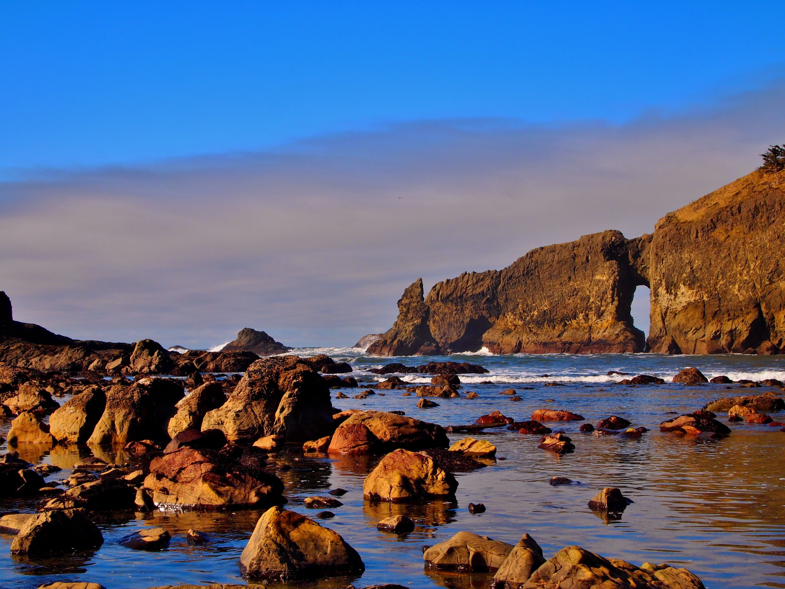 Second Beach LaPush via Douglas Scott.JPG