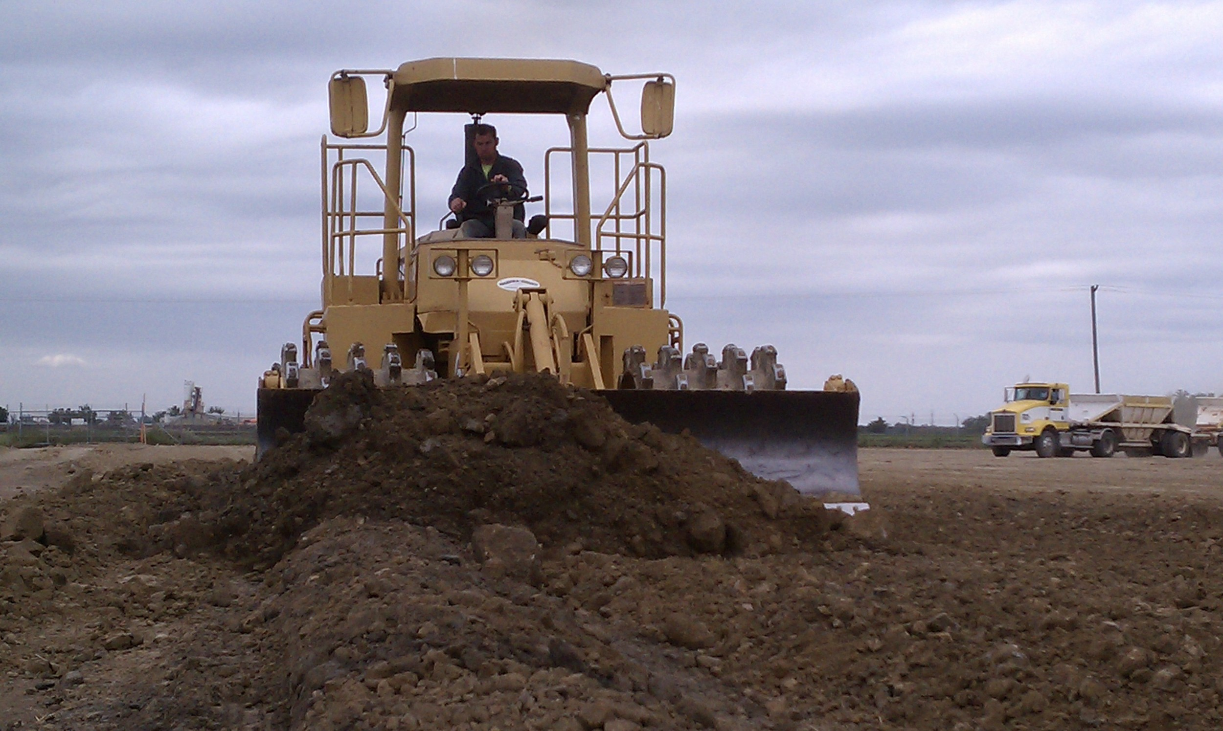 Subgrade Compaction in Dixon, CA