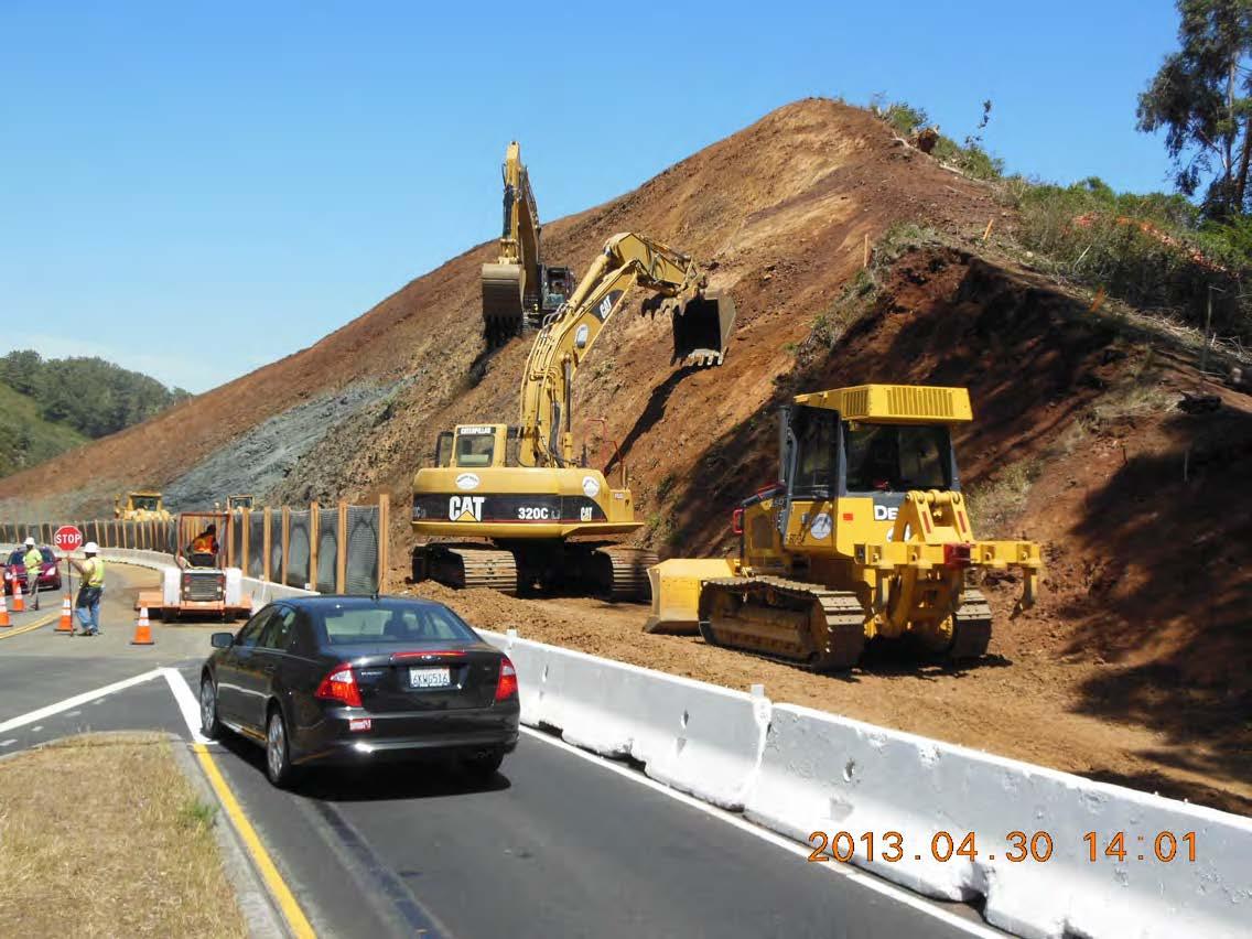 Finishing cut of Alexander Ave