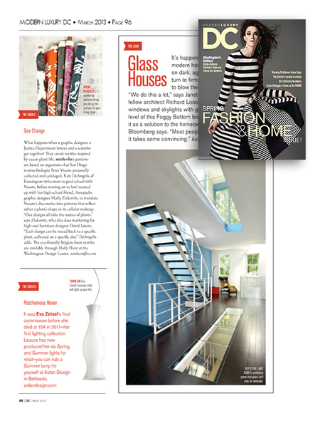 Modern Luxury DC • March 2013 • Page 96