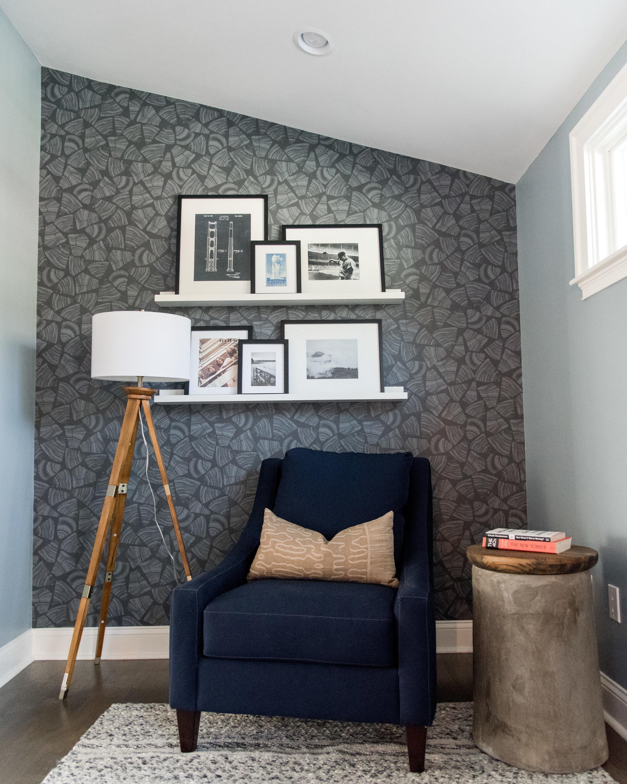 Interior Design Newton Massachusetts decor interior designer Gina Baran Library Room Design
